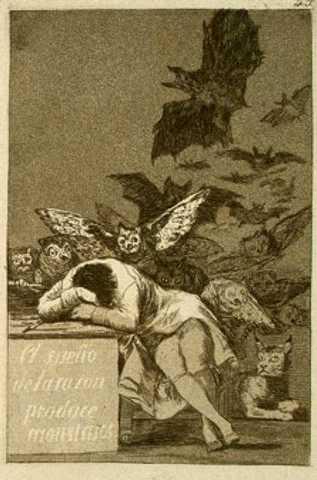 ¿Qué culpa tiene Goya?